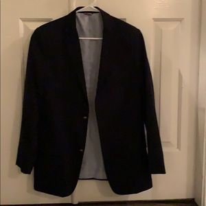 Navy blazer/sport coat